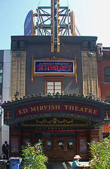 Ed Mirvish Theatre - WikiCommons